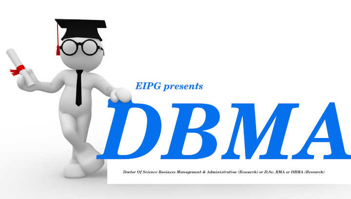 DBMA courses