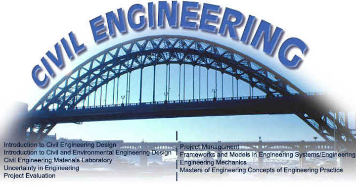 Civil Engineering courses
